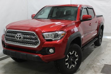 Toyota Tacoma TRD SPORT OFF ROAD BLUETOOTH 2017