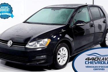 2015 Volkswagen Golf 5-dr 2.0 TDI MAGS SIÈGES CHAUFFANTS