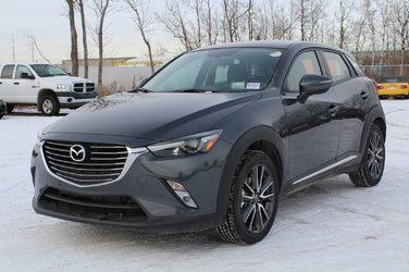 2017 Mazda CX-3 2017 CX-3 GT BOSE SUNROOF LEATHER BLOW OUT