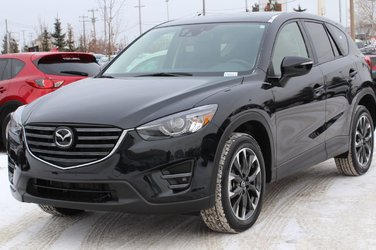 2016 Mazda CX-5 2016.5 DEMO GT TECH NAV LEATHER BLOW OUT