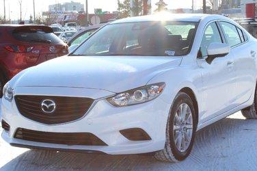 2017 Mazda Mazda6 2017 MAZDA 6 GS NAV HEATED SEAT AND STEERING WHEEL