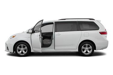Sienna SE AWD V6 7-PASS 8A