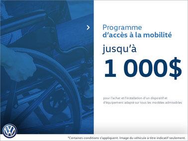 Programme de mobilité Volkswagen