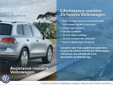 L'Assistance routière 24 heures Volkswagen