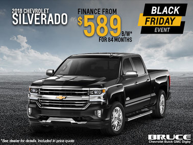Finance the 2019 Chevrolet Silverado