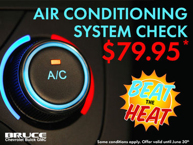 Beat the Heat - A/C Special