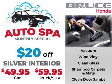 $20 Off Silver Interior Car Cleaning