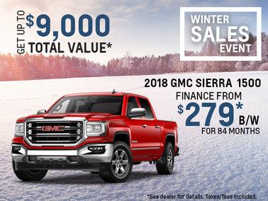 2018 GMC Sierra