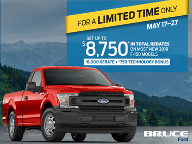 10 Day Sale on 2019 F-150