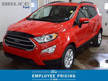 Get Your 2019 Ford EcoSport From $81/Wk During Employee Pricing