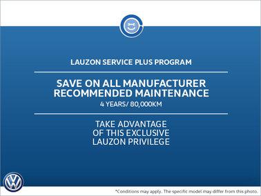 Lauzon Service Plus Program