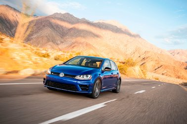 Year-end specials on selected VW Golf models!