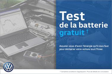 Test de la batterie gratuit