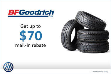 Special on BF Goodrich Tires