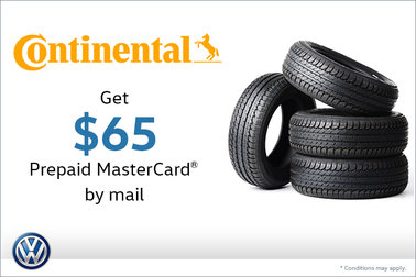 Special on Continental Tires