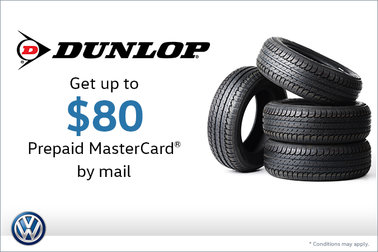 Special on Dunlop Tires
