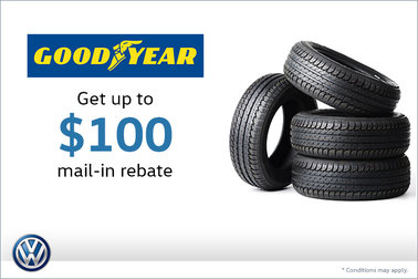 Special on Goodyear Tires