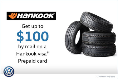Special on Hankook Tires