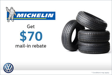 Special on Michelin Tires
