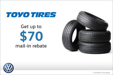 Special on Tires by Toyo Tires