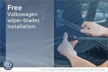 Free Volkswagen Wiper Blades Installation