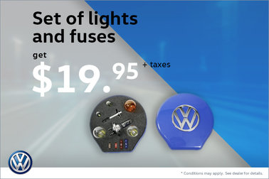 Save on set of lights and fuses!