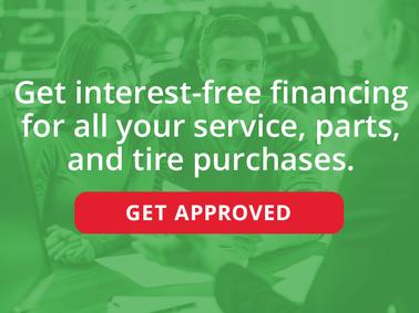 Service Finance Program