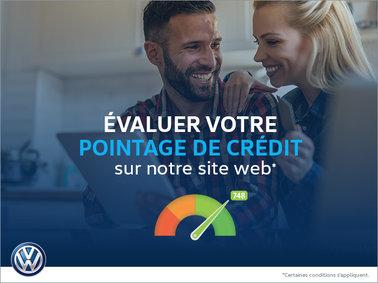 Évaluez votre pointage de credit