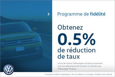 Programme de fidélité Volkswagen