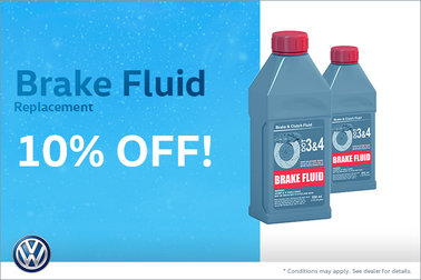 10% Off Brake Fluid Replacement