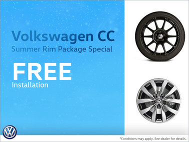 CC Summer Rim Package Special
