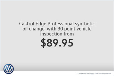 Castrol Edge Oil Change and Vehicle Inspection from $89.95
