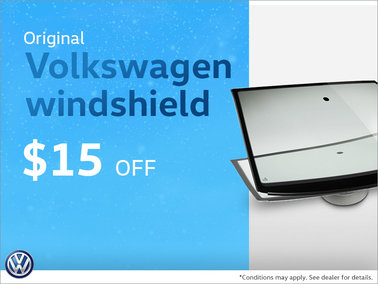 Get an Original Volkswagen Windshield! Today