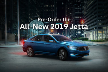 Pre-Order The 2019 Jetta at MidTown