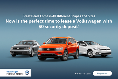 VW MidTown's 2018 JULY Offers
