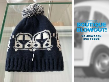 Was  $18.89  NOW  $14.29  - Volkswagen Bus Toque (Size Youth)
