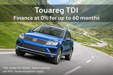 Touareg Limited Time Offer