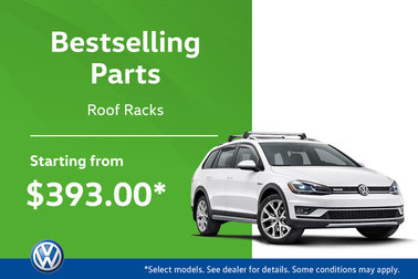 The Hottest VW Parts at MidTown! Roof Racks