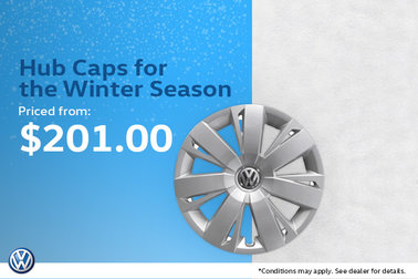 Seasonal Hub Caps for your Volkswagen
