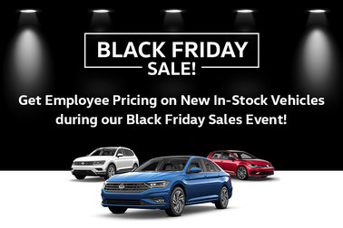 Our Black Friday Sale is Back!