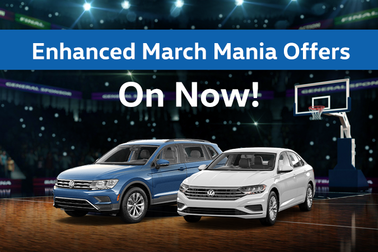 March Mania has Arrived at VW MidTown!