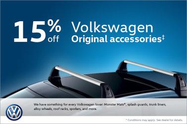 15% Off Original Accessories