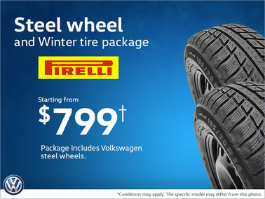 Save on Steel Wheel!