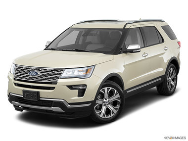 Ford Explorer PLATINUM 2018 - photo 2