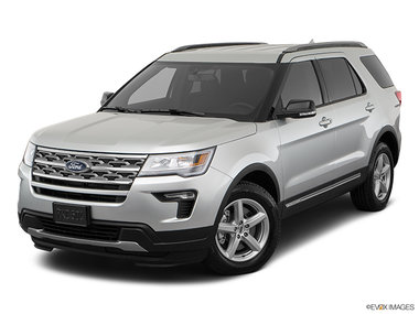 Ford Explorer XLT 2018 - photo 2