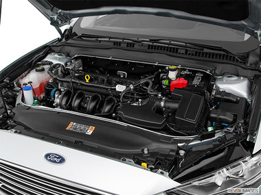 Ford Fusion S 2018 - photo 2