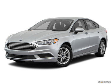 Ford Fusion S 2018 - photo 11