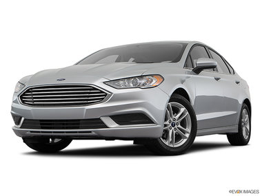 Ford Fusion S 2018 - photo 12
