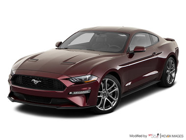 Ford Mustang EcoBoost Premium Fastback 2018 - photo 1