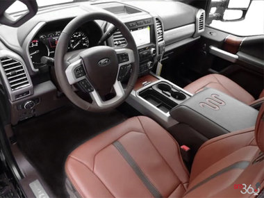Ford Super Duty F-450 KING RANCH 2018 - photo 5